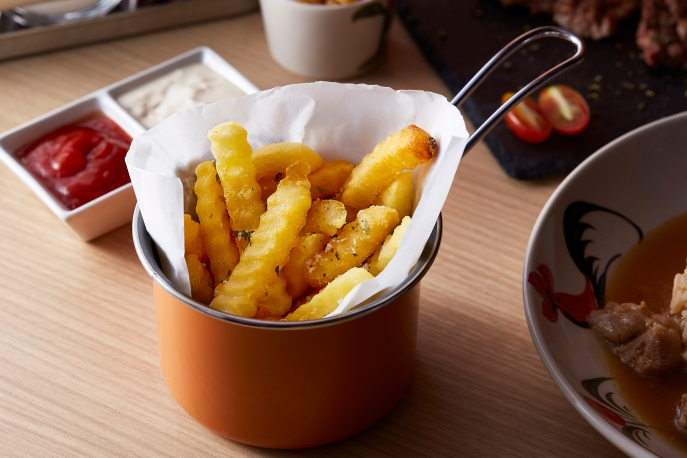 Wuanood Fries